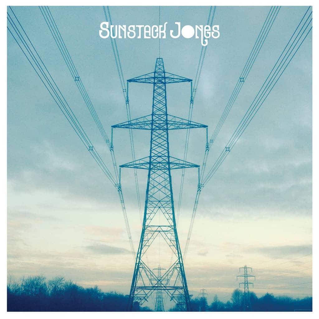 Sunstack Jones Vinyl Lp Cd Five Rise Records