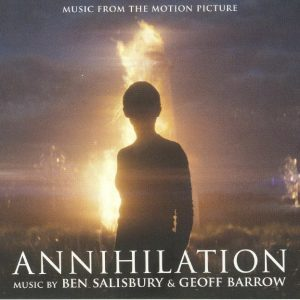 Ben Salisbury & Geoff Barrow , Annihilation,invada, Double Shimmer Coloured Vinyl.