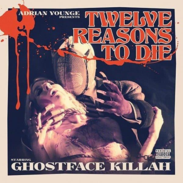 Ghostface Killah , 12 Reasons To Die,Linear Labs, Vinyl LP.