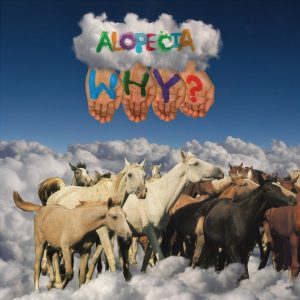 WHY? , Alopecia ,(10th year anniversary edition),Joyful Noise, Double Deluxe Vinyl LP, Coloured Vinyl, Std Vinyl LP, CD.