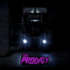 The Prodigy , No Tourists, BMG, Clear Violet Double Vinyl LP, Std Double Vinyl, CD.