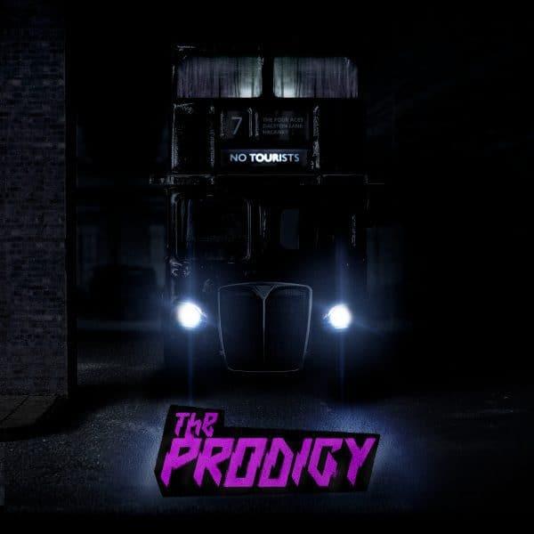 The Prodigy , No Tourists,BMG, Clear Violet Double Vinyl LP, Std DoubleVinyl, CD.