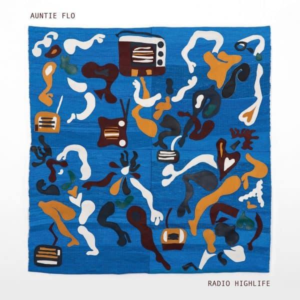 Auntie Flo , Radio Highlife,Brownswood,Vinyl LP, CD.