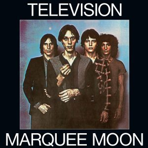 Television , Marquee Moon ,Deluxe, Warner,Double Blue Vinyl LP.