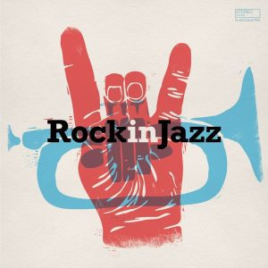 Various Artists , Rock In Jazz, Wagram, Vinyl LP.