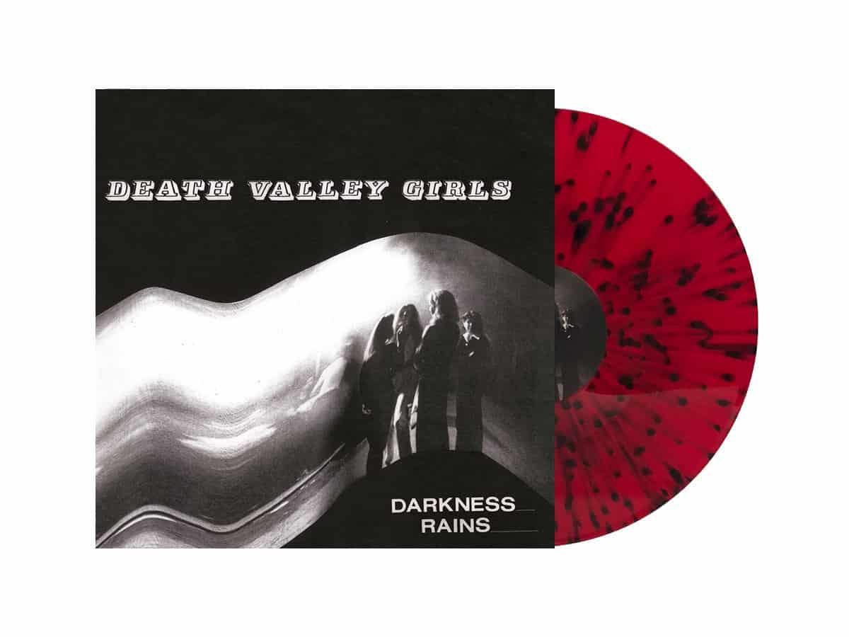 Death Valley Girls Darkness Rains Vinyl Lp Cd Five