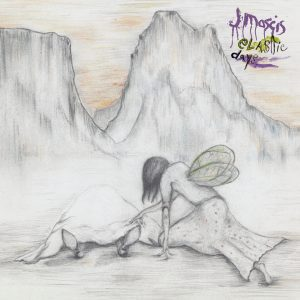 J Mascis , Elastic Days, Sub Pop, Loser Edition Crystal Clear Vinyl+Purple Swirl, Std Vinyl LP, CD.