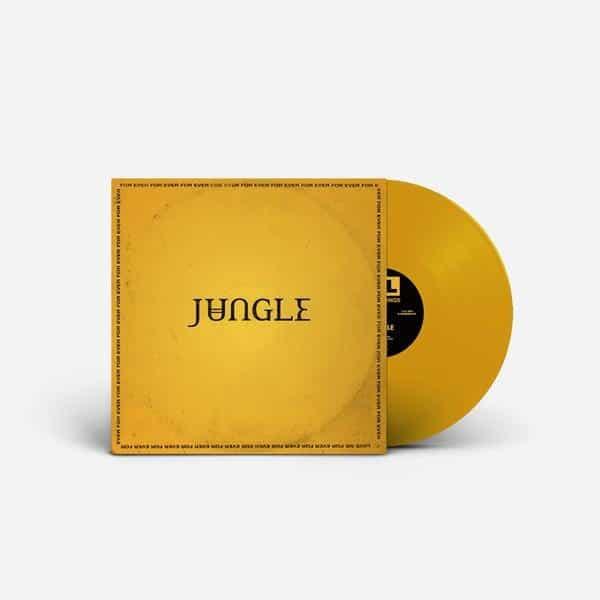 Jungle, For Ever, Coloured Vinyl LP