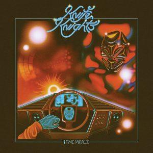 Knife Knights, 1 Time Mirage, Loser Edition Blue Vinyl, Vinyl LP, CD