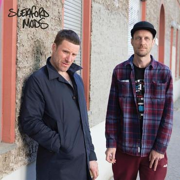 ep, Sleaford Mods , S/T Seaford Mods, Rough Trade,Vinyl LP, CD.