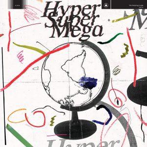 The Holydrug Couple, Hyper Super Mega, Limited Edition Red Vinyl, Stnd Vinyl LP, CD