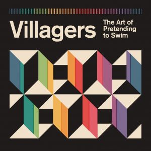 "Villagers , The Art Of Pretending To Swim , Domino, Vinyl LP + Coloured 10"", Vinyl LP, CD."