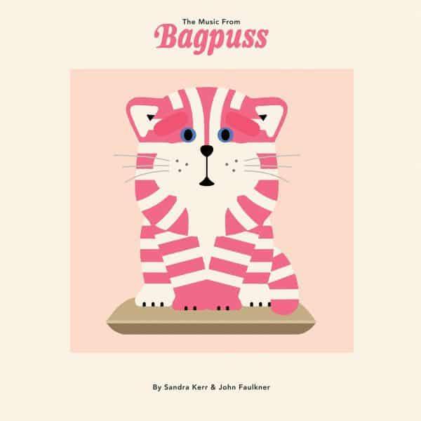 Sandra Kerr , John Faulkner , The Music From Bagpuss,Earth Recordings,Vinyl LP, CD.