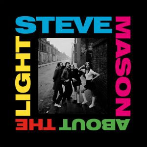Steve Mason , About The Light, Domino, Ltd Edition Silver Vinyl, Std Vinyl LP, CD.