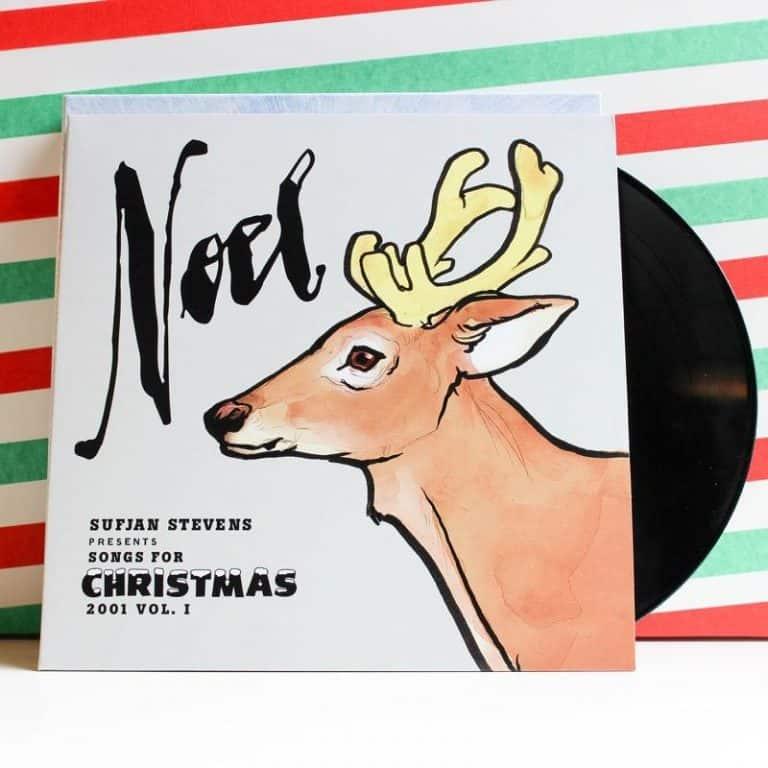 Sufjan Stevens - Songs For Christmas - 5x Vinyl - Five ...