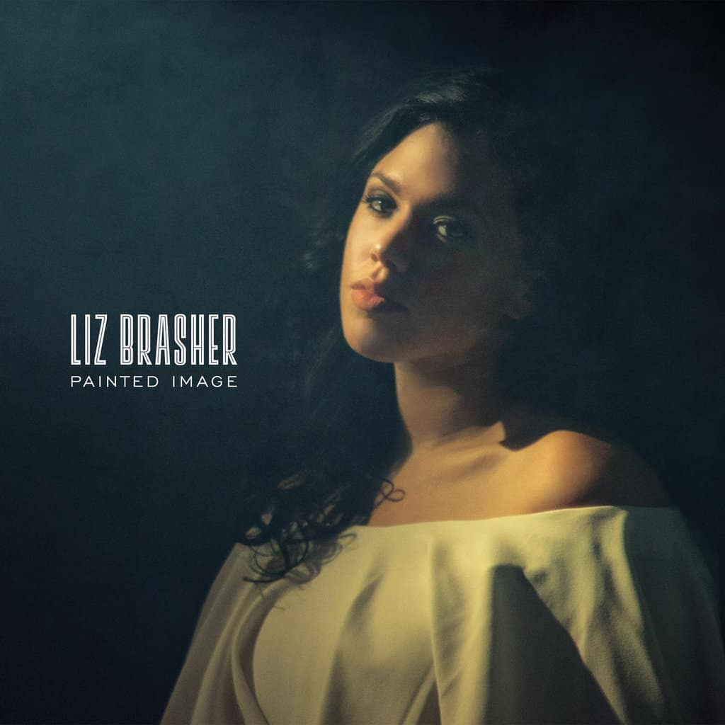 Liz Brasher Painted Image Vinyl Lp Cd Five Rise Records