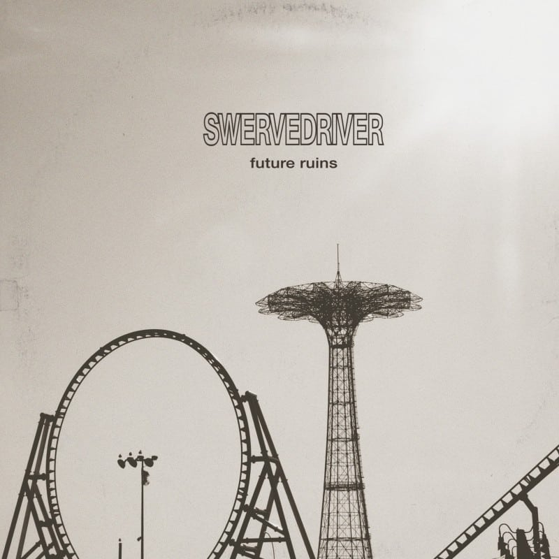 Swervedriver Future Ruins Red Vinyl Lp Cd Five Rise