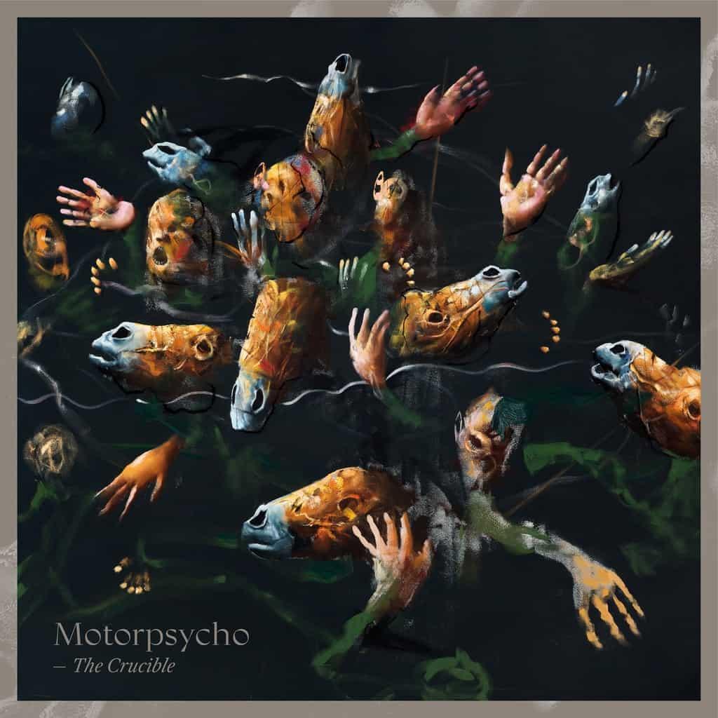 Motorpsycho The Crucible Vinyl Lp Amp Cd Five Rise Records
