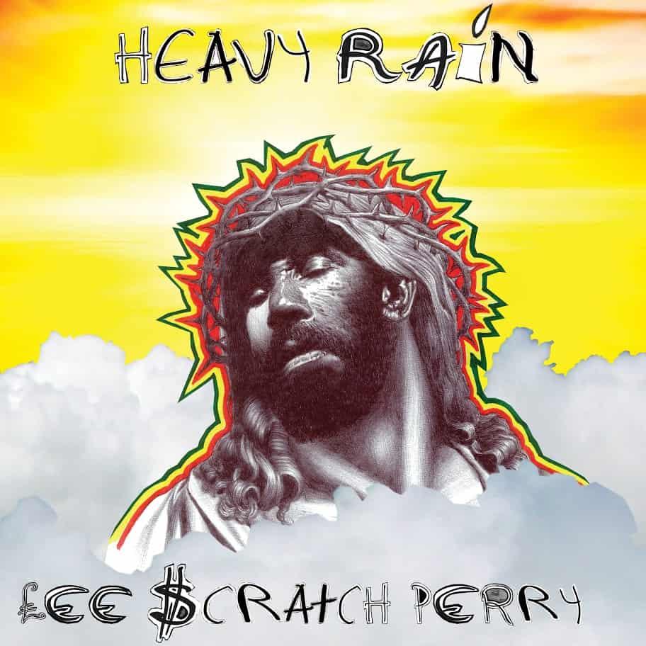Lee Scratch Perry Heavy Rain Vinyl Lp Amp Cd Five Rise