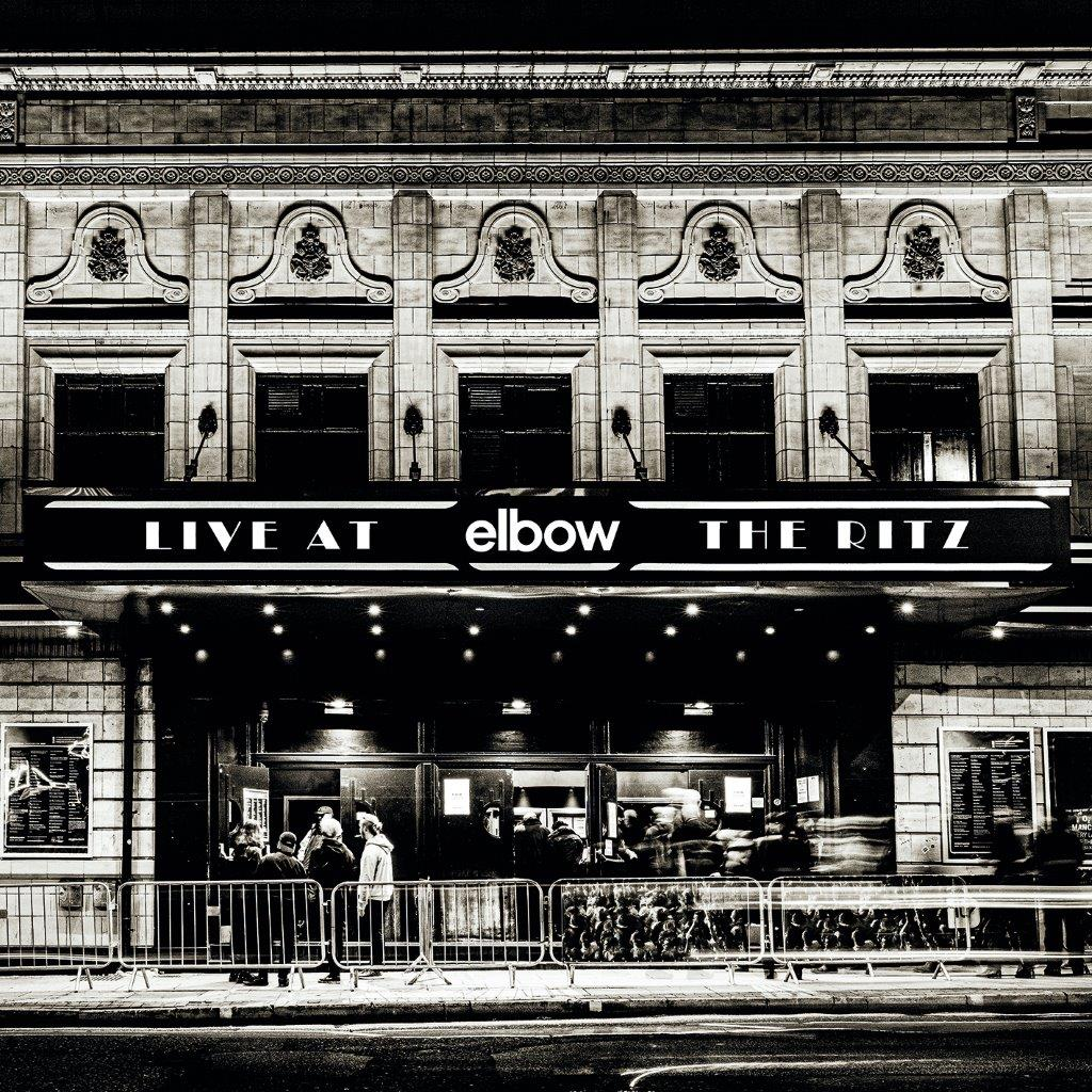 Elbow Live At The Ritz Vinyl Lp Amp Cd Five Rise Records