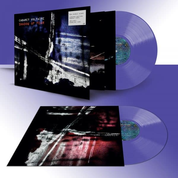 Cabaret Voltaire - Shadow Of Fear - Vinyl LP & CD - Five Rise Records