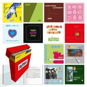 Buzzcocks , Complete UA Singles 1977-19, Domino, Vinyl, Box Set