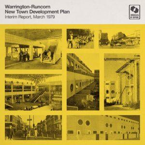 Warrington-Runcorn New Town Development Plan , Interim Report March 1979, Castles In Space, Vinyl LP