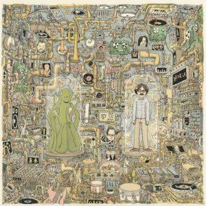 Weezer , OK Human , Atlantic, Splatter Vinyl LP, Vinyl LP , CD